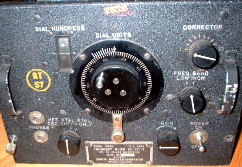You are browsing images from the article: BC221 model T frequency counter