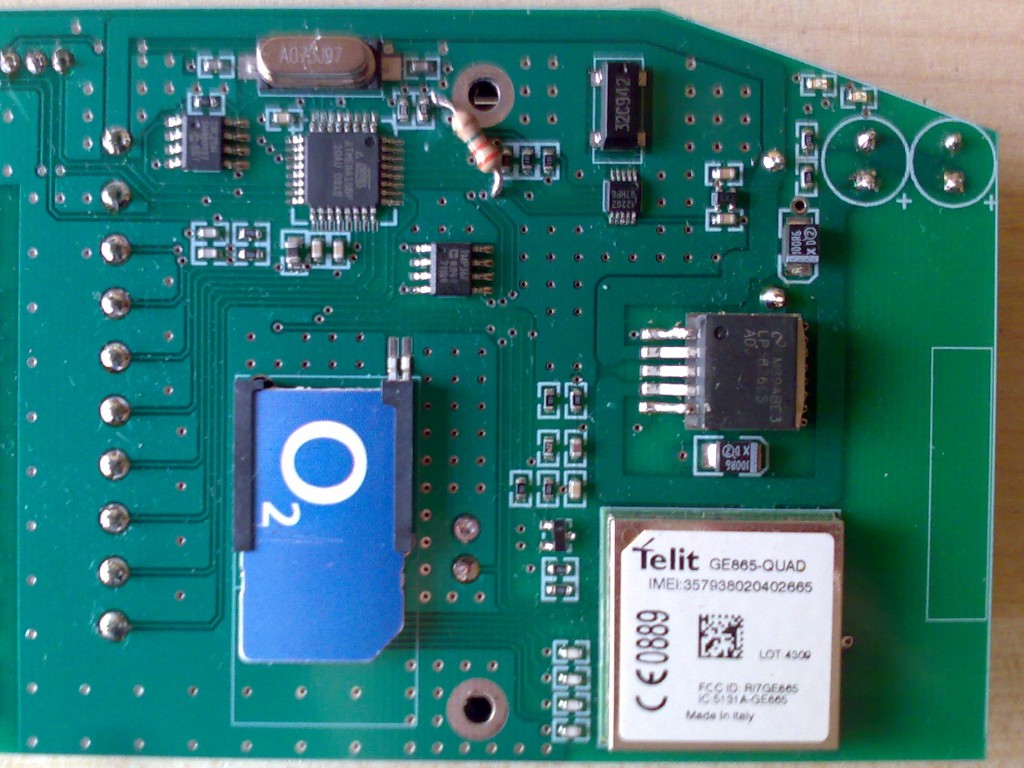 You are browsing images from the article: GSM/GPRS Data logger