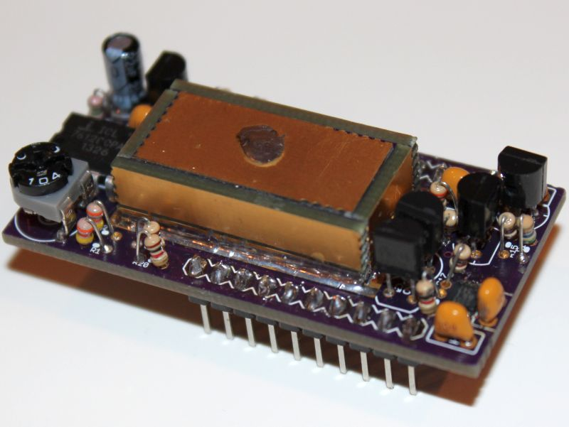 You are browsing images from the article: OCXO and synthesiser design