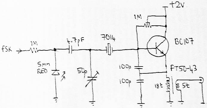 You are browsing images from the article: Low power QRSS beacon: construction