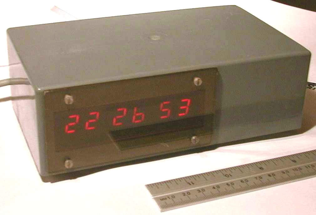 You are browsing images from the article: Sidereal Clock