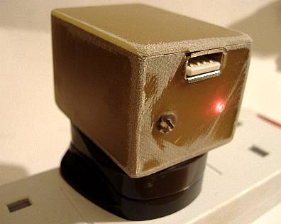 You are browsing images from the article: USB charger